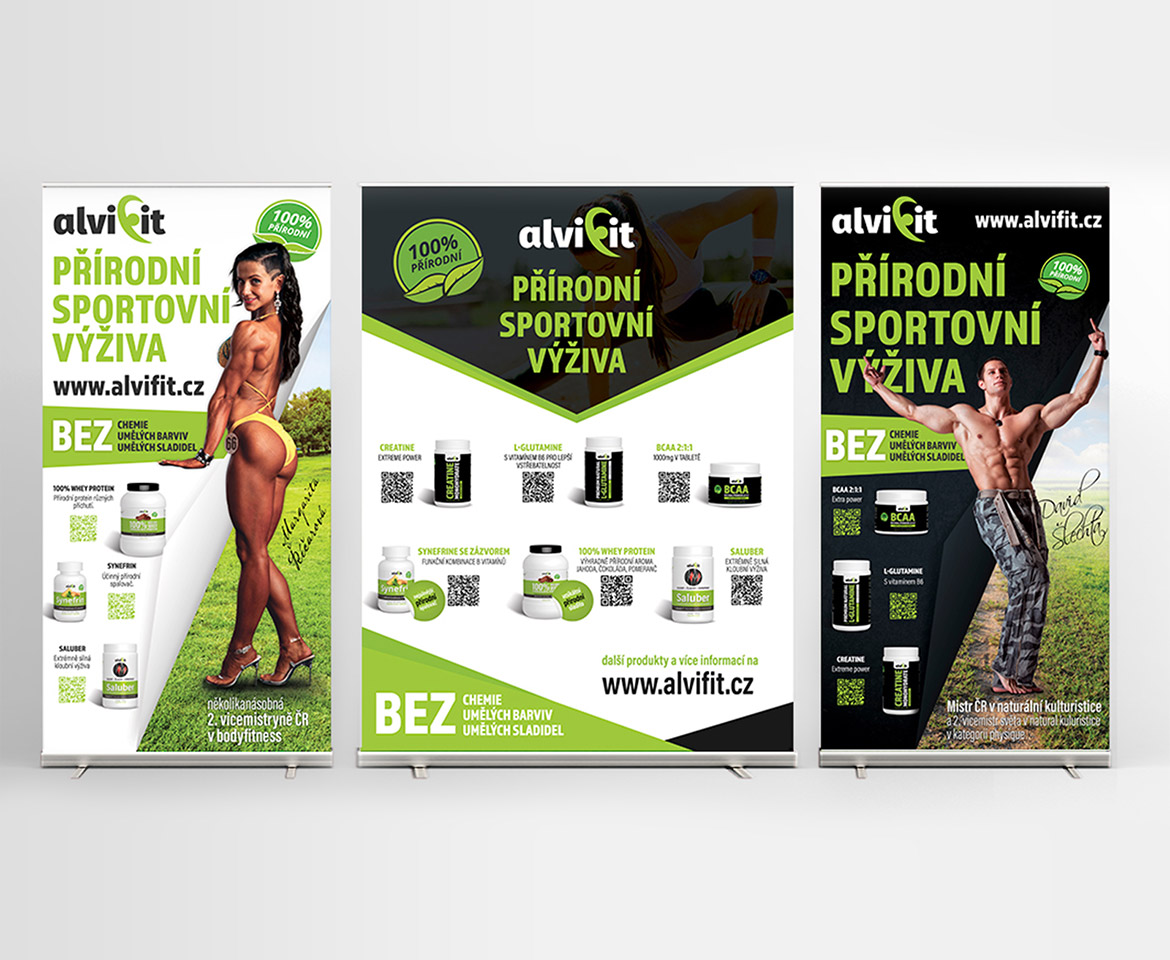 alvifit rollup